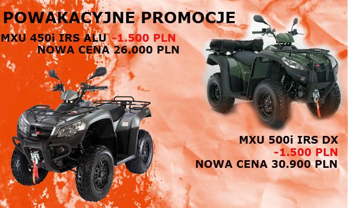 MXU NOWE CENY